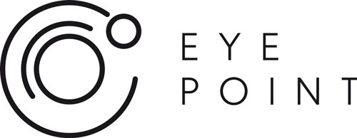 logo Eye Point v1 black